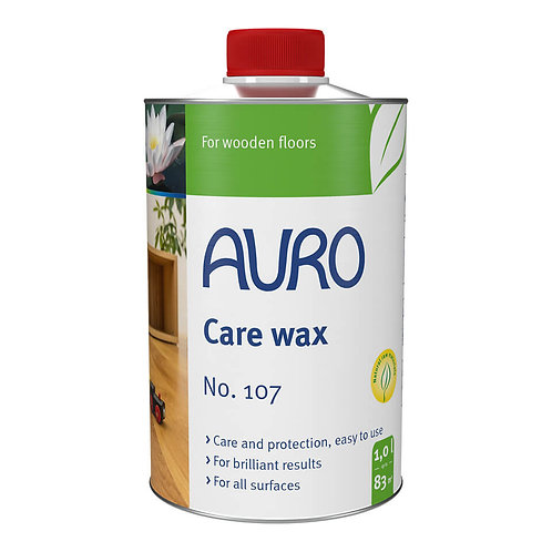No. 107 - Care wax