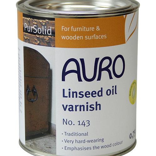 No. 143 - Linseed oil varnish