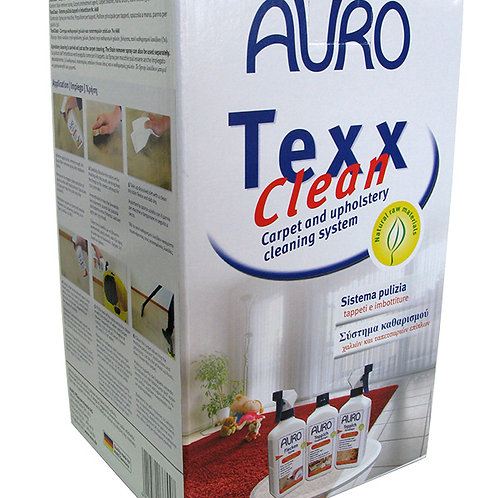 No. 668 - TexxClean Carpet and upholstery cleaning system