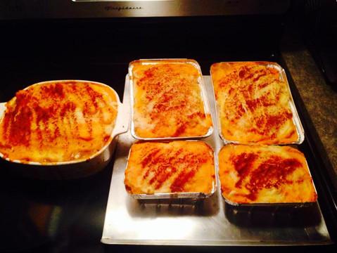 Vegan and Gluten Free Shepard Pie Madness