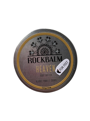 Limited Edition Heaven Foot Butter (Vegan)