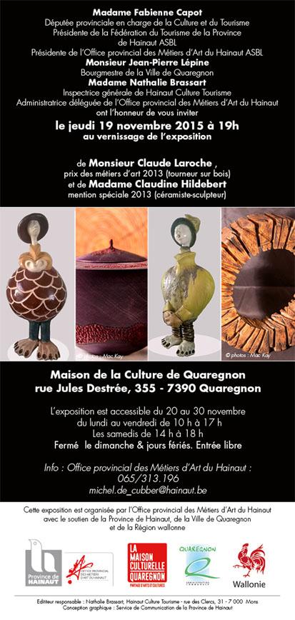 Affiche expo Quaregnon
