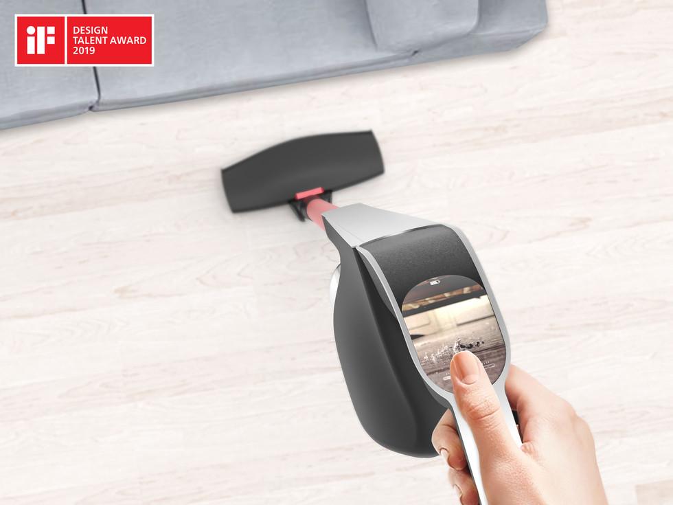 Infocuum / Vacuum Cleaner