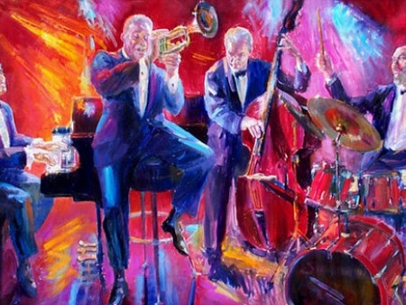 Jazz at Cotleigh Brewery