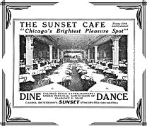 The Sunset Cafe in Chicago
