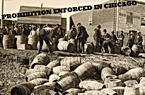 Prohibition era Chicago