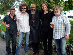 when we played with Richie Havens