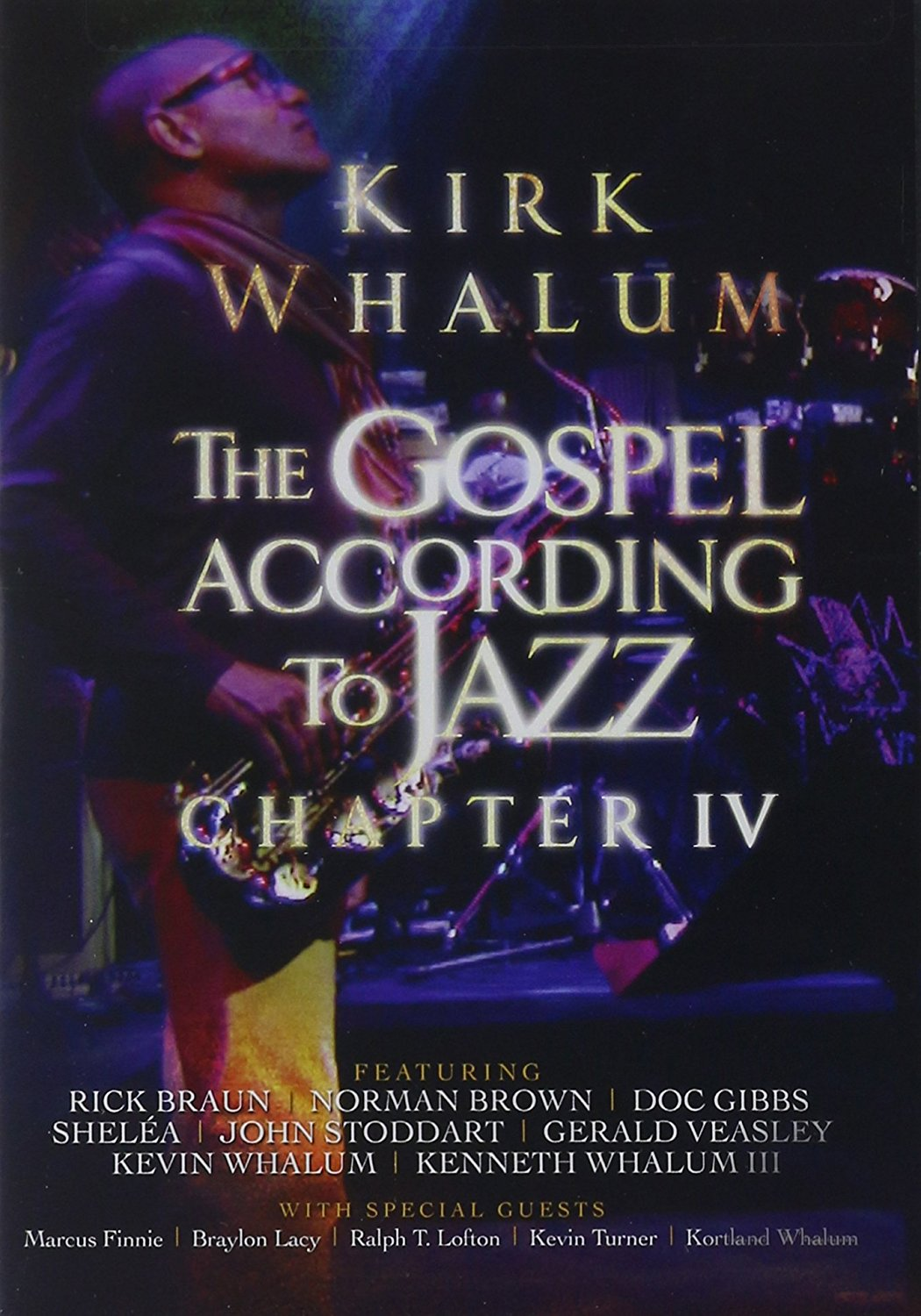 The Gospel According To Jazz Ch IV D