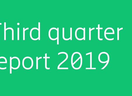Third Quarter 2019 Market Update