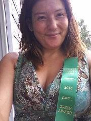 Denver County Fair Green Award