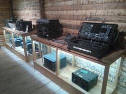 Sala MILCOMMS - Museo Bocanegra
