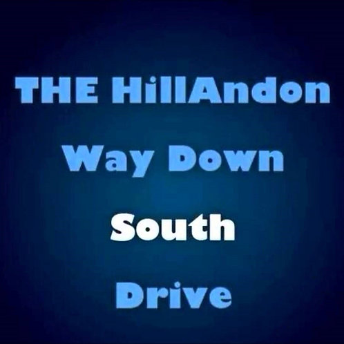 1st Album Way Down South Drive