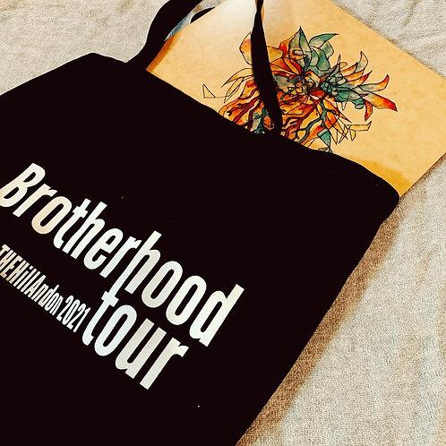 """Brotherhood tour"" Tote"
