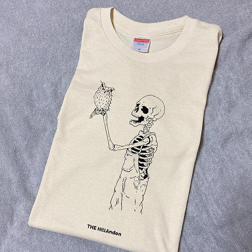 """""""骸骨"""" T-shirt"""