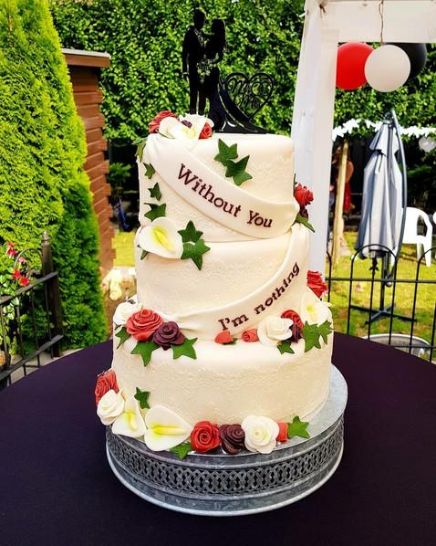 klasieke taart