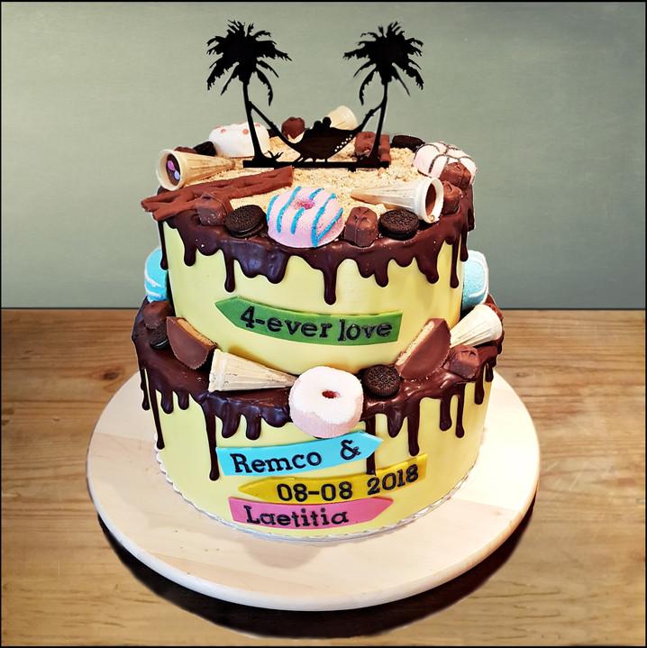 summer breeze cake