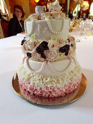 persoonlijke taart