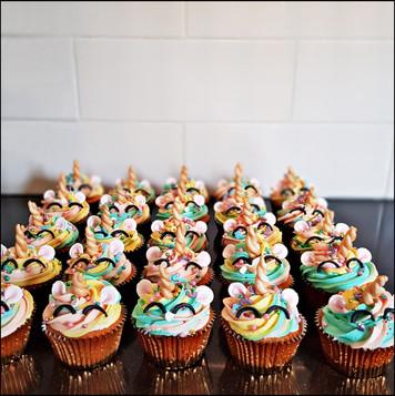 Unicorn-cupcakes
