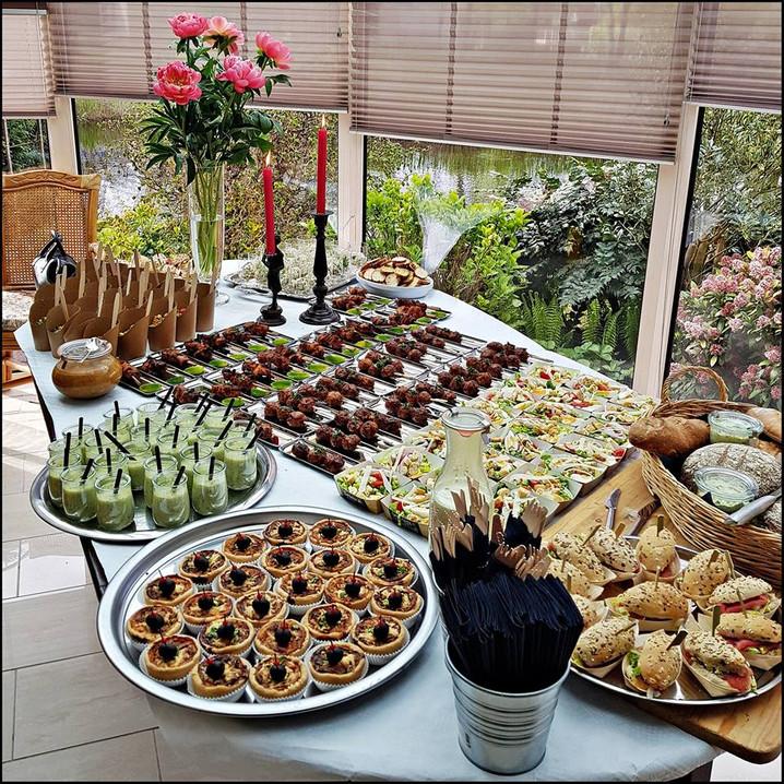 hartig buffet
