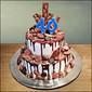 forever 40 taart