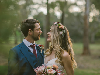 Katie & Daniel