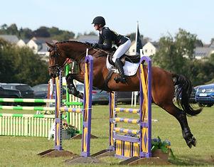 Hannah VDK at Gatcombe.jpg