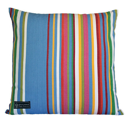 Big Blue Scatter Cushion