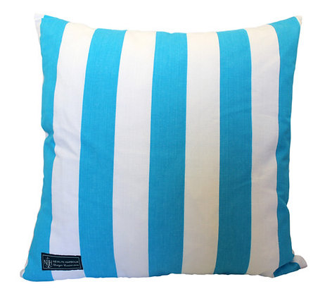 Azure Ocean Scatter Cushion