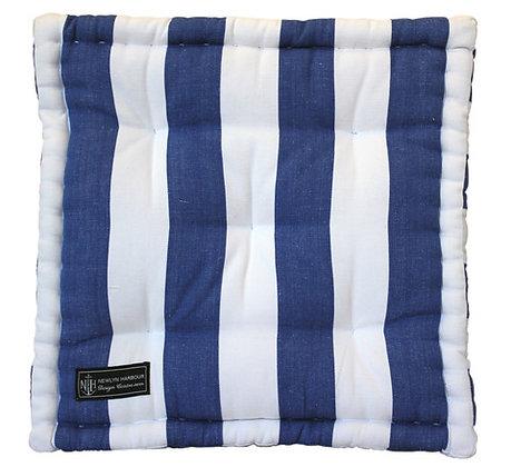 Blue Sea Box Cushion