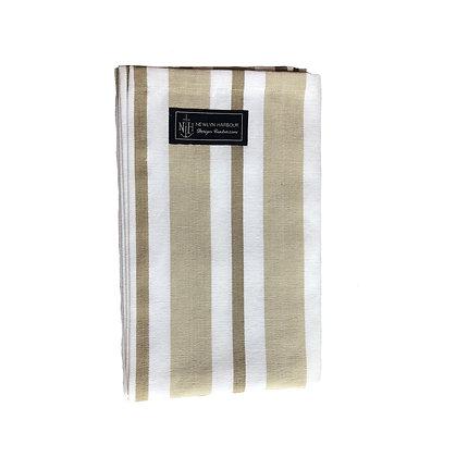 Cocoa Sand Tea Towel
