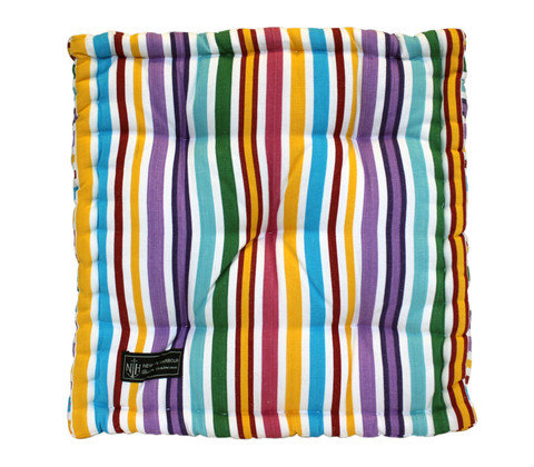Candy Beach Box Cushion