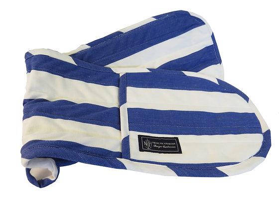 Blue Sea Oven Glove
