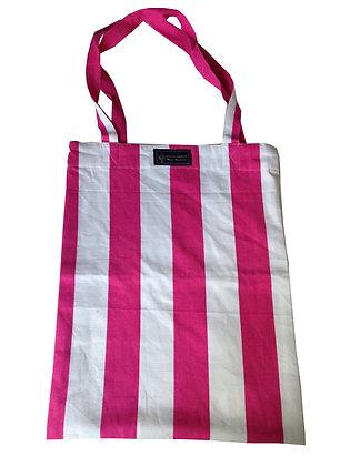 Pink Rock Tote Bag