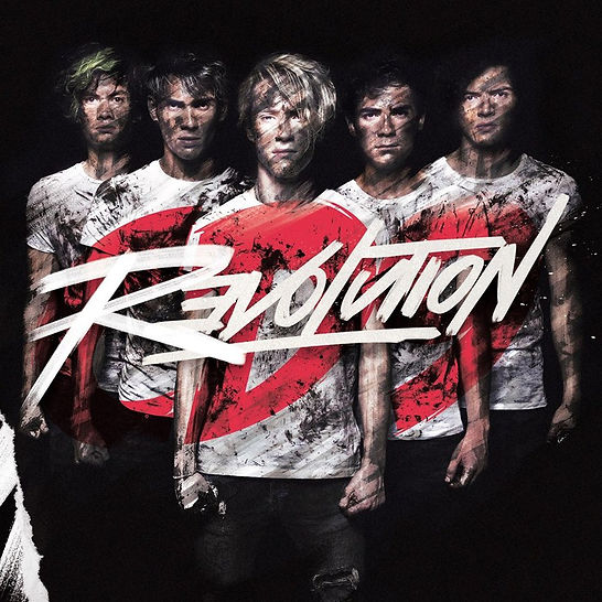 Portada CD Revolution CD9