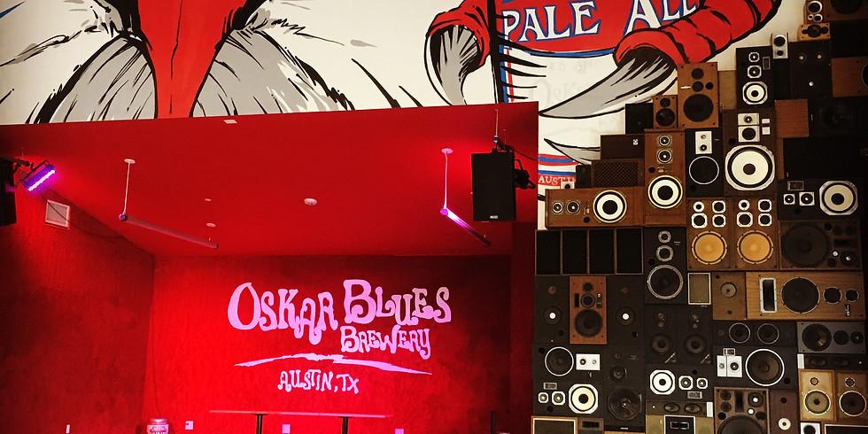 Big Britches at Oskar Blues Brewery!