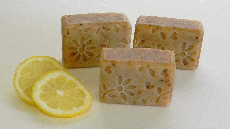 Luscious Lemony Soap
