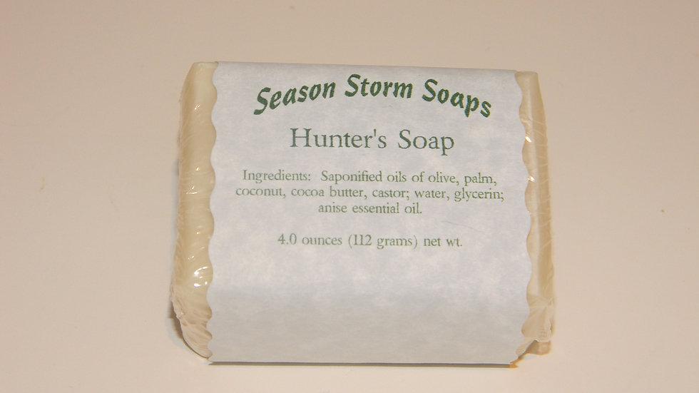 Hunter's Soap