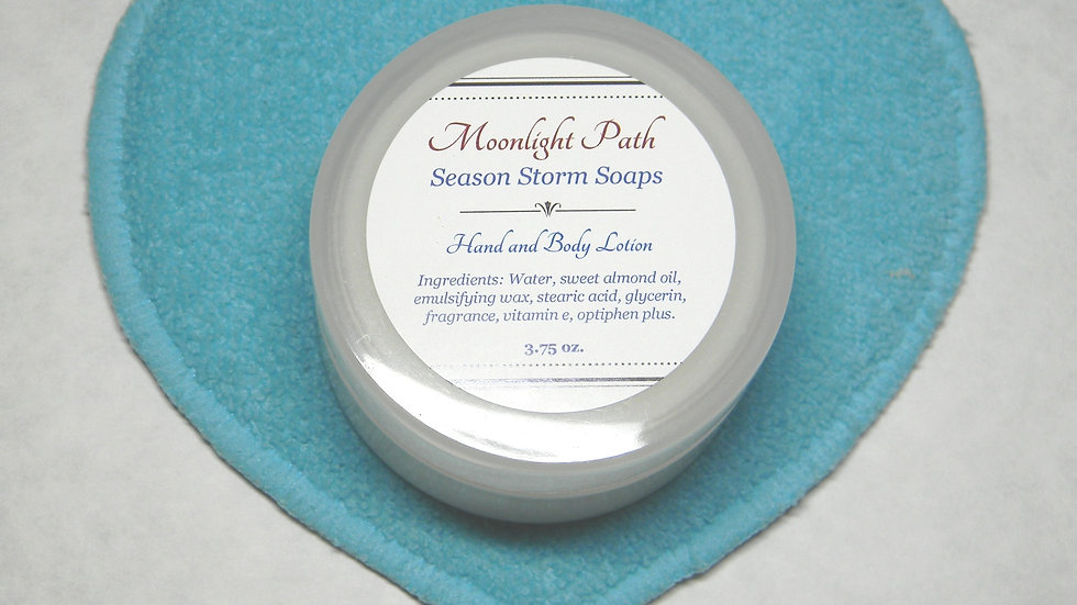 Moonlight Path Hand and Body Lotion