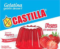 Gelatina Castilla
