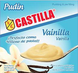 Pudin Castilla