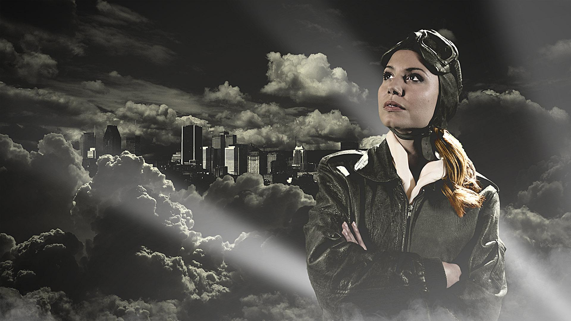 SNL - Sky Captain Magalie