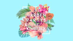 Les garden party de Kimberly