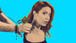 SNL - Tattoo Magalie