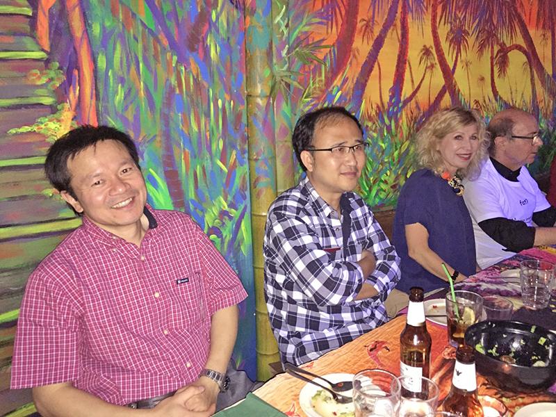Vincent Liu, Qi Zhang, Irina Shnyra,