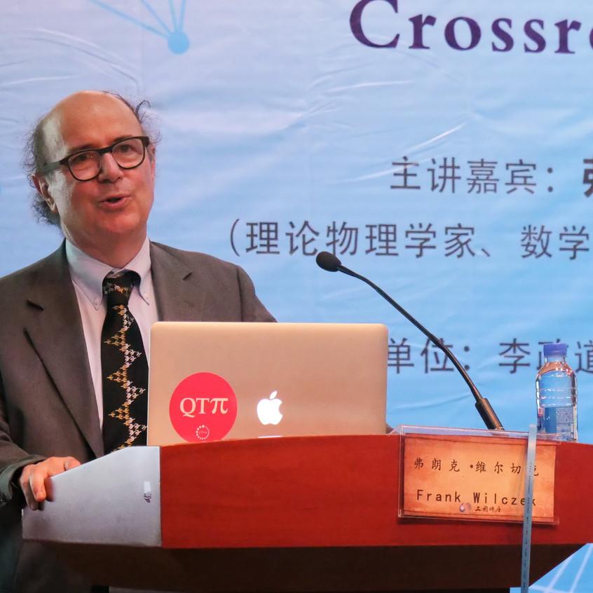 Talk on Crossroads of Art & Science