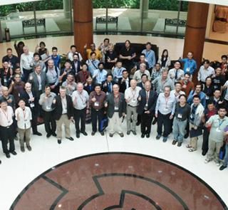 Dark Matter conference, Singapore