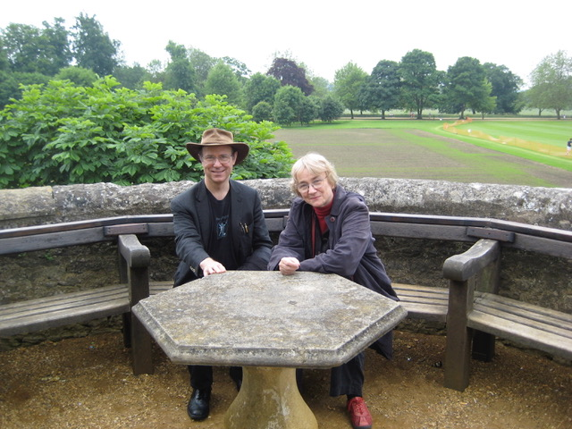 Frank and Betsy Visit Oxford
