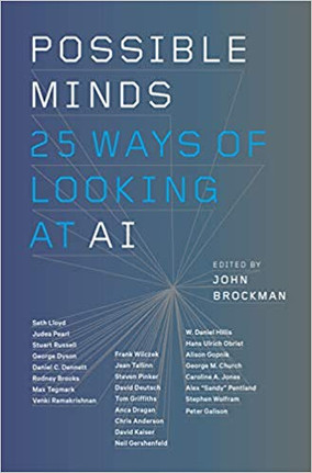 Possible Minds: Twenty-Five Ways of Looking at AI Hardcover – February 19, 2019 by John Brockman (Au
