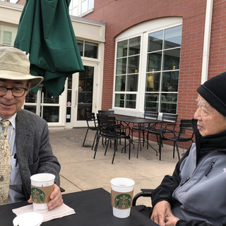 Frank with Prof. T.D. Lee