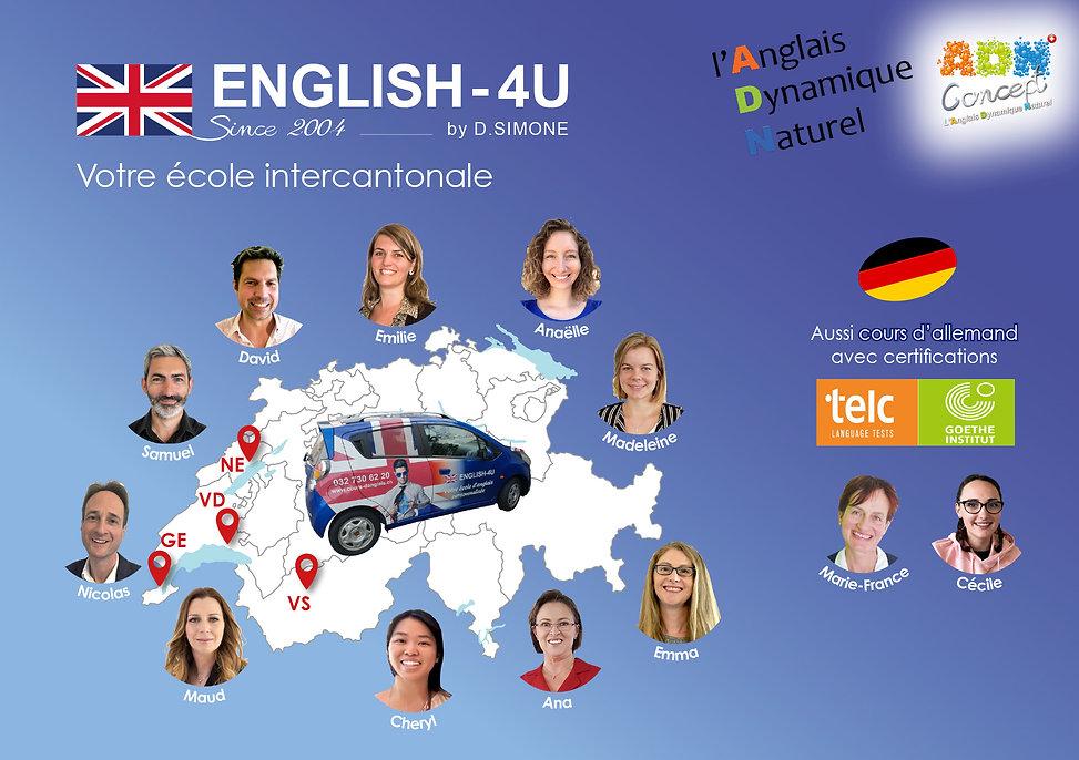 Personnel pour site - carte suisse 23.02
